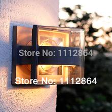 2pcs/lot  Decorative 60W  outdoor wall light(China (Mainland))