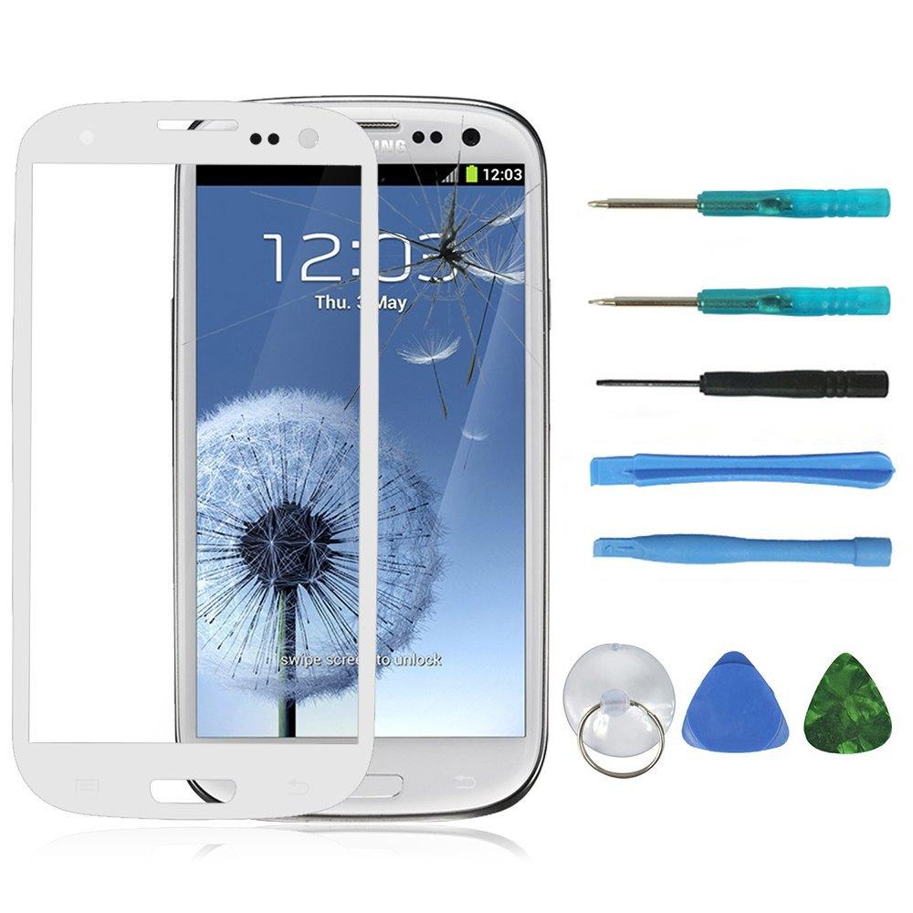 ЖК-дисплей для мобильных телефонов Brand New Samsung Galaxy S3 i9300 + 8 1 17533/17534 в интернет-магазине Сena24.ru