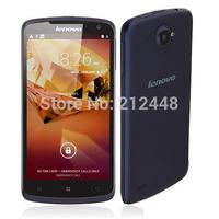 "Leather case&film Gifts! Lenovo S920 blue/white mtk6589 quad core 1.2ghz,5.3"" IPS screen,1280*720,1G RAM+4G ROM,Dual SIM,GPS"