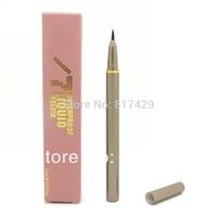 wholesale 2014 new Hot selling NAKE 3 Black Liquid Eyeliner Pen Brand Waterproof EyeLiner pencil Makeup set