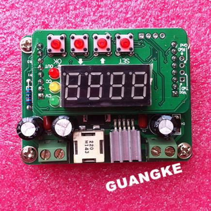 B3603 Precision CNC DC-DC Constant Voltage Constant Current Buck LED Driver Module Solar Charging Power LM2596(China (Mainland))