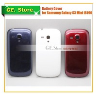 Original Replacement s3 mini Battery Door Back Housing Cover For Samsung Galaxy S3 Mini I8190 GT-I8190 - White Blue and Red