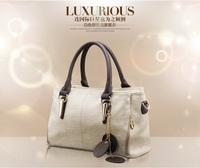 Fashion 2014 women's bags  genuine leather cowhide cross-body one shoulder handbag female