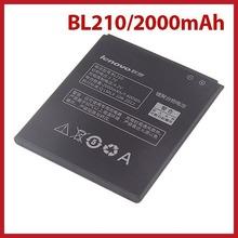 buymee Original Lenovo S820 Smartphone Rechargeable Lithium Battery 2000mAh BL210 3.7V wholesale