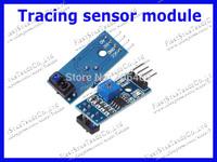 20pcs/lot TCRT5000 infrared reflectance sensor Obstacle avoidance module tracing sensor tracing module