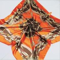 Nice Chiffon Scarf Women High Quality Imitated silk scarves shawl female long design  Blue/Yellow/Red/black/coffee