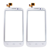 original (1pc) for Alcatel One Touch Pop C5 5036A 5036X 5036D 5037A 5037X 5037E touch screen digitizer white