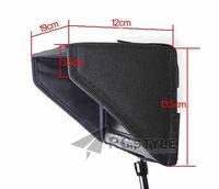 Sunshade Sun Hood For 7 inch LCD Monitor FPV Ground Station DJI Phantom Video Hot Sale
