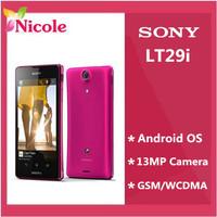 Sony Xperia TX LT29i Original Unlocked  Phone GSM 3G Dual-Core 1.5Ghz WIFI GPS 4.55'' 13MP Smartphone free shipping