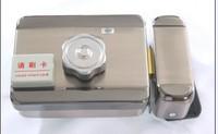 Mute one lock with RFID 125kHz Key electrical multi-lock