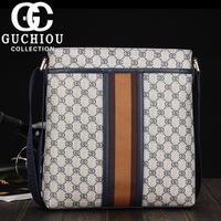 2014 New Men's Shoulder Messenger Bag Wholesale Custom Men's Fashion Casual Men's Bag Man Bag 2M003