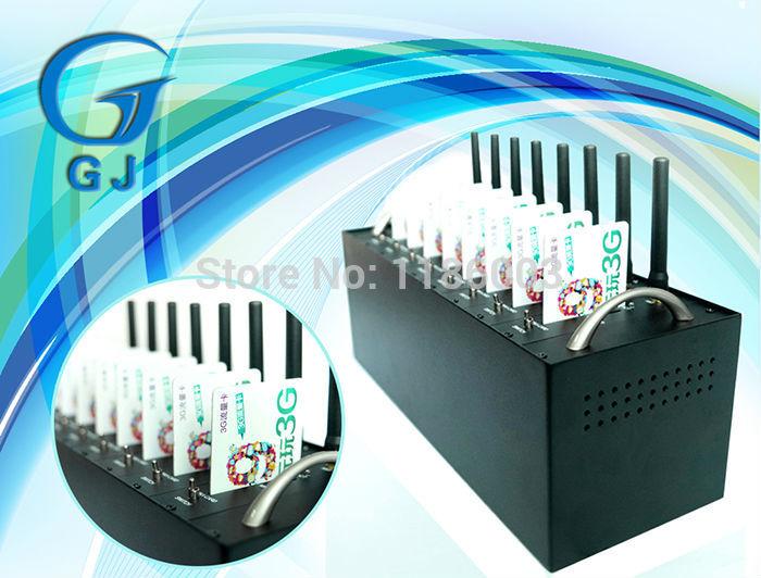 Wavecom GSM 8 Ports Modem Pool Q2303 USB Interface modem pool(China (Mainland))