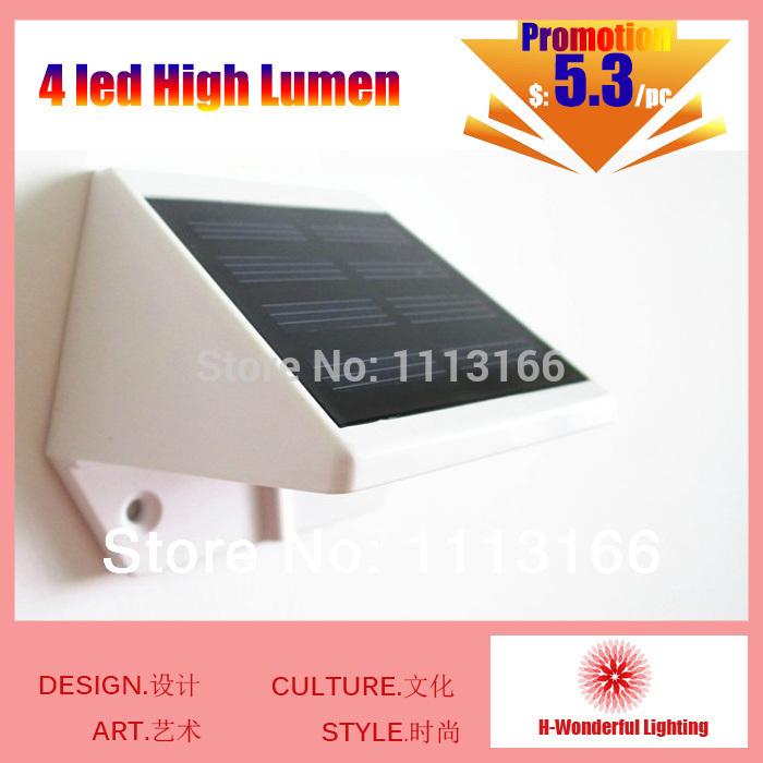 Солнечный светильник для улицы H-wonderful Lighting  HCS-30 hcs hcs hc077awine26