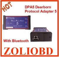 New 2014 DPA5 Heavy Duty Truck Scanner = dpa5 multi-language+ Auto diagnositc tool- bad quality low price DPA 5 with bluetooth