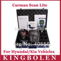 2014 New Arrival Carman Scan Lite For Hyundai/Kia Especially for Asian Car Diagnotic Interface Carman DHL Free Shipping