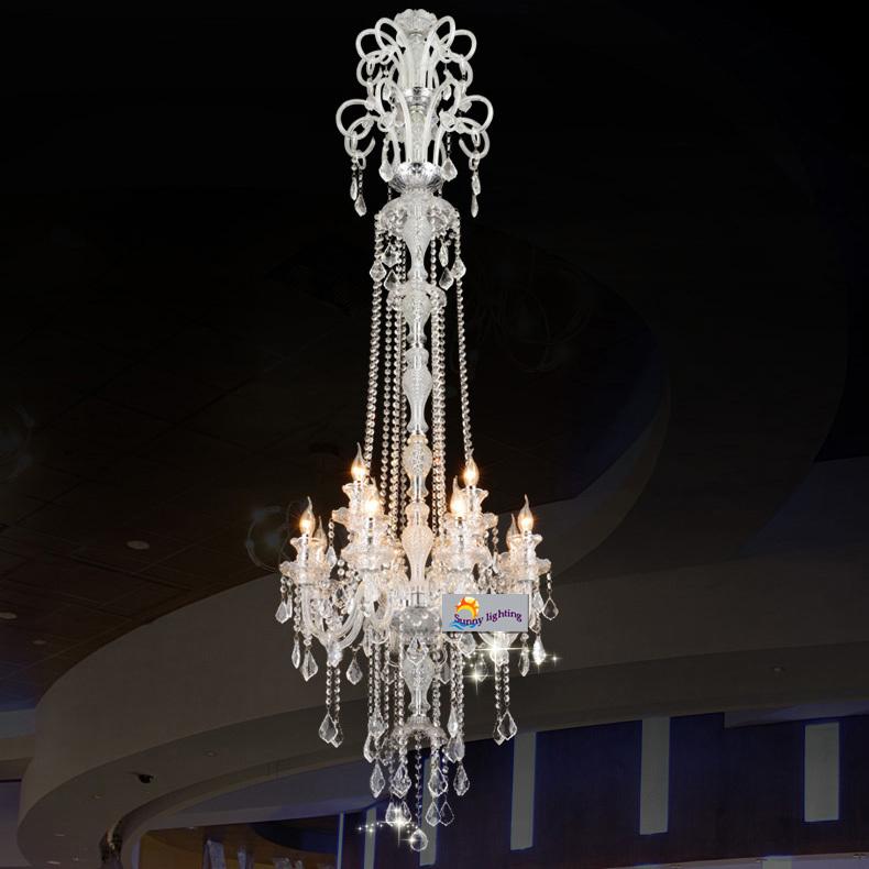 Kaufen großhandel moderne kronleuchter aus kristall aus china moderne