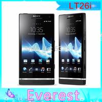 LT26 Original Sony Xperia S LT26i Cell Phone 12MP WIFI GPS Internal 32GB Unlocked Mobile Phone
