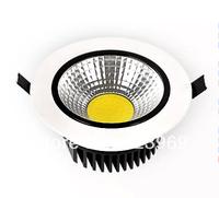 Led spotlight full set led ceiling light energy saving lamps 3w 5w 7w 10w 12w cob lighting