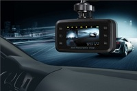 The world's first 360-degree panoramic HD DVR driving recorder night vision function car HD DVR car black box  H6000