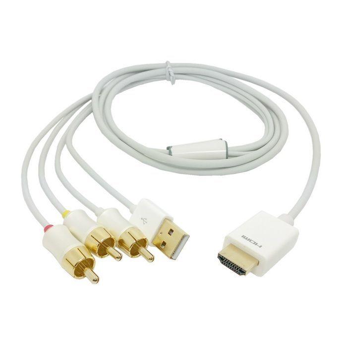 Output Kabel Cvbs Kabel tv Output f