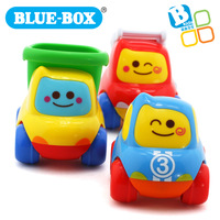 Blue box Infants inertia mini car 003702