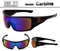 NEW Arrival Carbine Sunglasses Men All Matching Sport Coating Sunglass oculos de sol 1 pcs Women Glasses