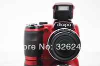 Full HD Digital camera DC-H10HD telephoto 21x optical zoom digital camera 16 million mega pixel CMOS sensor 32 M digital camera