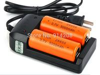 40PCS/LOT Nafu battery charger New Universal 26650 18650 14500 Auto Off Battery Charging Charger 3.6V Li-ion Battery Charger