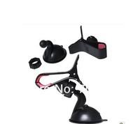 100pcs Phone Holders Degree Rotating Car Sucker Mount Bracket Holder Stand Universal for Phone GPS