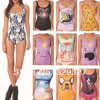 Bikini WESTEROS Dollar WIN OR DIE MASS EFFECT N7 ATTACK OF THE UNICORN Rocker Marceline SWIMSUIT Digital Print Swimwear Women
