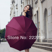 Sun-shading umbrellas super sun anti-uv super large folding  free shipping