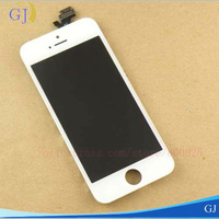 10 pcs/lot,For iPhone 5G LCD, good quality 100% warranty, LCD +Digitizer +frame,free shipping by DHL /EMS