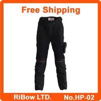 Racing motorcycle pants men moto pants motocross protective motorbike mens pants waterproof off road riding pants HP-02