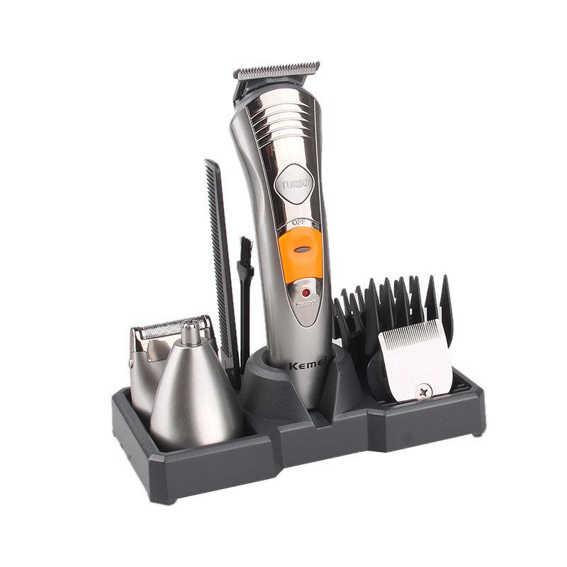 Триммер для волос KeMei 4 1 + + + KM-580A сайга 12 4 1 приклад по типу свд фанера ствол 580 мм купить