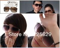 Fashion Men Women  Big Vintage Sunglasses Eye Sun Glasses Women Men Man Sunglass 6 Colors