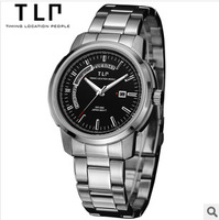 TLP brand, multi-function, double show, racer men watches, T330 .watches men luxury brand