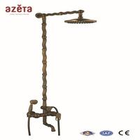 New Design Yellow Bronze Bathroom Faucet Single Lever Bronze Brass Shower Faucet/Bath Mixer/Shower Mixer Tap AT8878OB