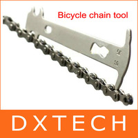 Bike bicycle Cycle Chain Wear Indicator/Checker Tool/Bicycle chain tool
