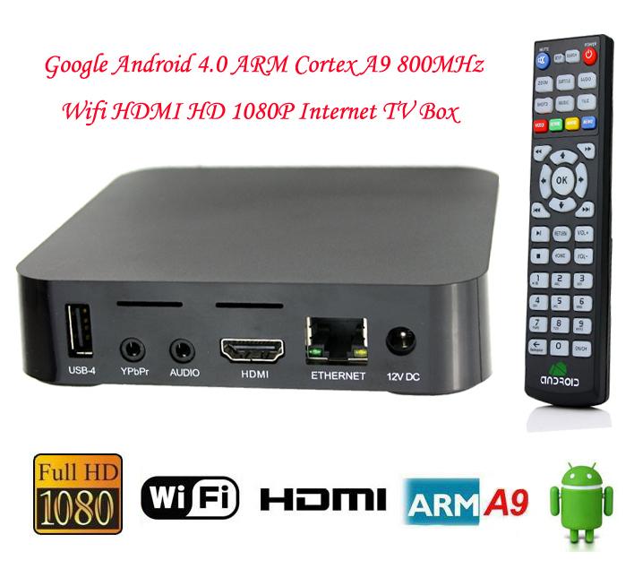 Google-Android-4-0-ARM-Cortex-A9-800MHz-Wifi-HDMI-1080P-HD-Internet-TV