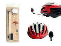 Mountain bike bicycle helmet rear view mirror /road bike mirrors /helmet rear view mirror JG-1038