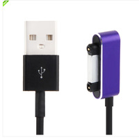 2014 new Magnetic Charging Cable Adapater For Xperia Z Ultra XL39h/Xperia Z1 Z2 L39h