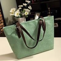 2015 New women handbag fashion tote shoulder bag women messenger bags women leather handbags leather bag woman handbag free