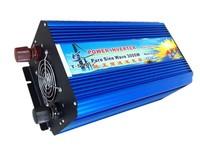 pure sine wave inverter 3000W max 6000W DC 24V AC 220V off grid power inverter! CE & ROHS standard ! Brand NEW !