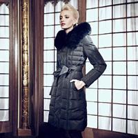 2014 fashion down coat for lady+brand women coat High quality jacket slim jacket medium-long down coat female 007 free shipping