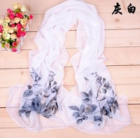 new 2014 Ms. Spring new Korean chiffon scarves(freeshipping)