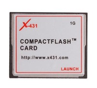 1G CF CARD for LAUNCH X431 SCANNERS