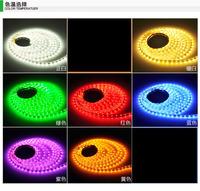 Bright t led3528 flexible strip conduit lamp low pressure safety lamp belt 12v smd led strip decoration lamps