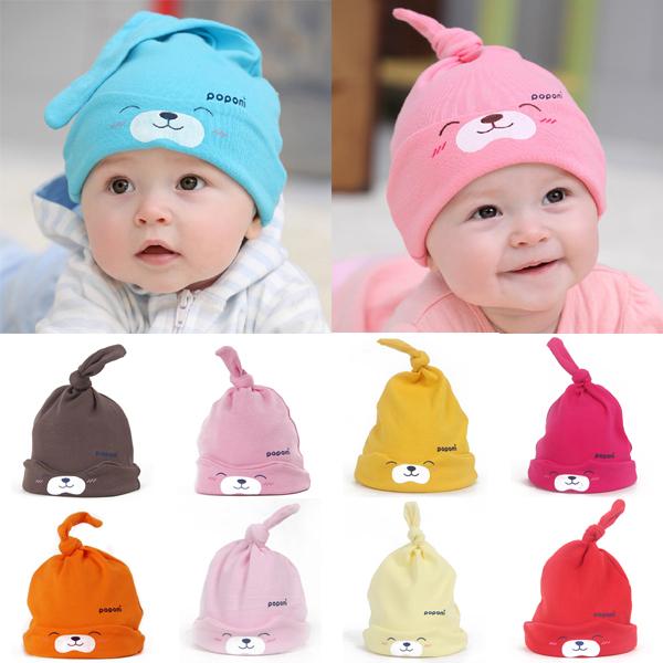 Детская 'мими' шапочка