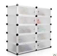 Free Shipping Diy waterproof simple entrance cabinet shoe ultra-thin shoe storage combination