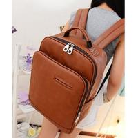 New  2014 Fashion PU Shoulder BagWomen Backpack Handbag 1B003
